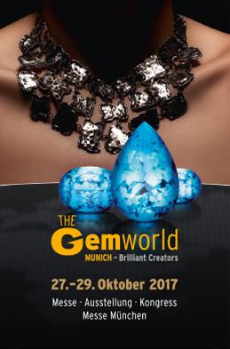Gemworld Munich 2017